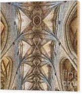 St. Nikolaus Munster Wood Print