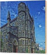 St Patrick's Church Wood Print