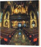 St. Pauls Episcopal Church 01 Wood Print