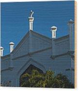 St Paul's In Key West Wood Print