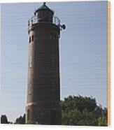 St. Peter-ording Lighthouse - North Sea - Germany Wood Print