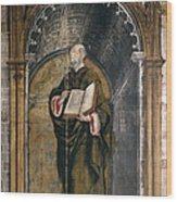 St. Peter Wood Print