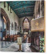 St Peter's Church Wood Print