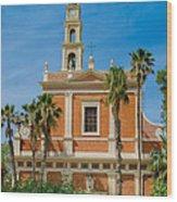 St. Peter's Church In Jaffa Wood Print