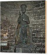 St Peters Medieval Church Porto Venere Wood Print