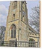 St Peter's Parish Church Wood Print
