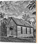 St Stephen's Church Wood Print