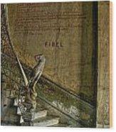 Stairway To La Guarida Wood Print