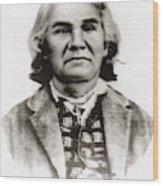 Stand Watie (1806-1871) Wood Print