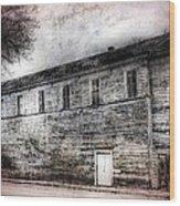 Standish Hall Wood Print