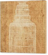 Stanley Cup 1a Wood Print