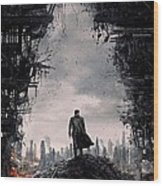 Star Trek Into Darkness  Wood Print by Movie Poster Prints