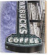 Starbucks - Ballard Wood Print
