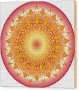 Starlace Wood Print