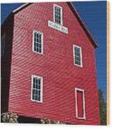 Starr' S Mill 2012 Wood Print