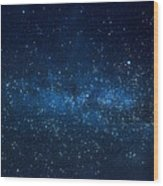 Starry Starry Night  Wood Print