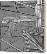 Startle Wood Print