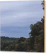 State Park Wood Print