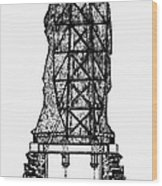 Statue Of Liberty, 1886 Wood Print