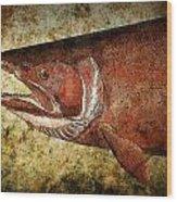 Steelhead Trout Wood Print