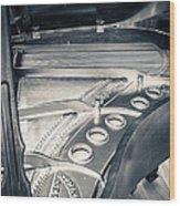 Steinway Wood Print