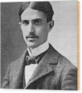 Stephen Crane (1871-1900) Wood Print