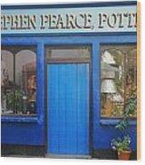Stephen Pearce Pottery Shanagarry Ireland Wood Print