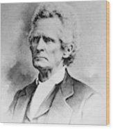 Stephen Trigg Logan (1800-1880) Wood Print