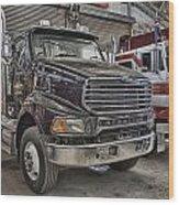Sterling Truck Wood Print