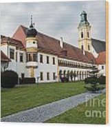 Stift Reichersberg Wood Print