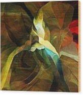Still Life 110214 Wood Print