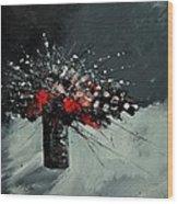 Still Life 5551 Wood Print