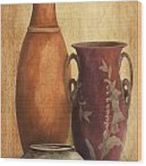 Still Life-h Wood Print by Jean Plout
