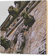 Stirling Castle Detail Wood Print