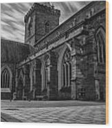 St.johns Kirk Perth Wood Print