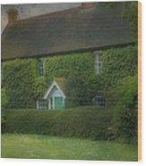 Stodmarsh House Wood Print