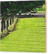 Stoller Drive 24010 Wood Print