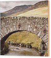 Stone Bridge Highlands  Wood Print