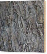 Stone I Wood Print