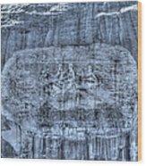 Stone Mountain - 1 Wood Print