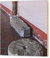 Stone Wood And Iron Wood Print
