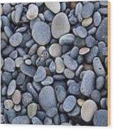 Stoney Grey Soils  Wood Print