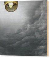 Storm Clouds 2am-113933 Wood Print