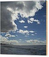 Stormclouds At Burleigh Wood Print