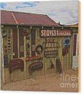 Stoves And Tinware Wood Print