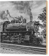 Strasburg Rail 475 Wood Print