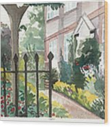 Stratford 20x16 Wood Print
