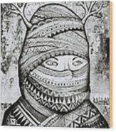 Mysterious Cochin Wood Print