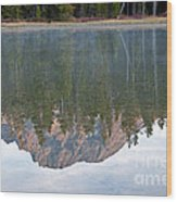 String Lake Grand Teton National Park Wood Print