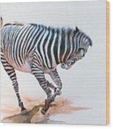 Stripes IIi Wood Print